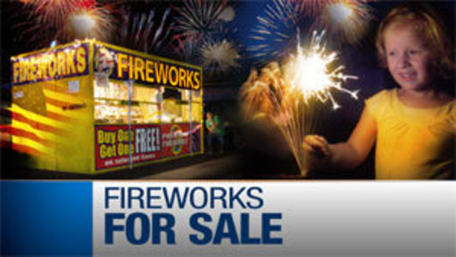 Illegal Fireworks and Fire Danger Worry Officials