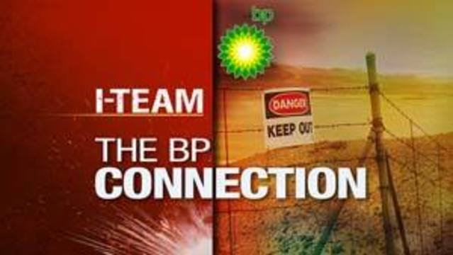I-Team: BP's Environmental Mess in Nevada