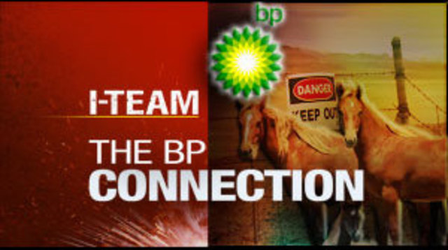 I-Team: BP Connected to Wild Horse Roundups?