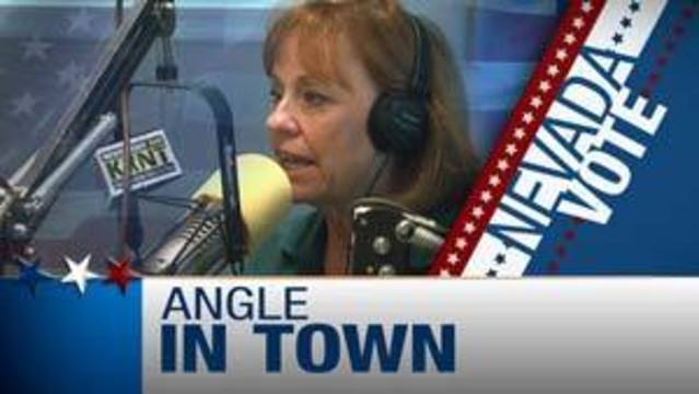 Sharron Angle Questions Decision to Help CityCenter