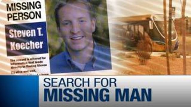 Family, Friends Board Buses in Search of Missing Utah Man