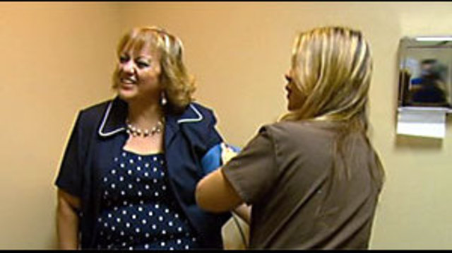 New Weight-Loss Surgery Changes Woman's Life
