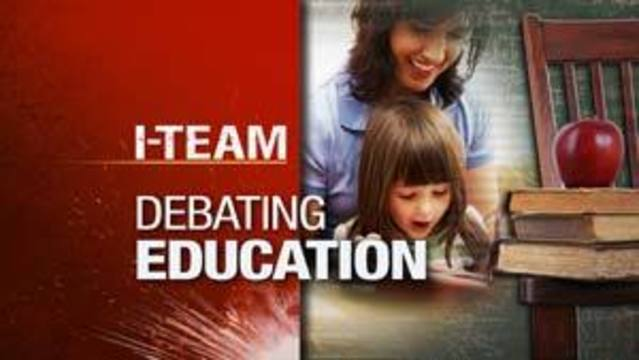 I-Team: Parents Want Say in Education Reform