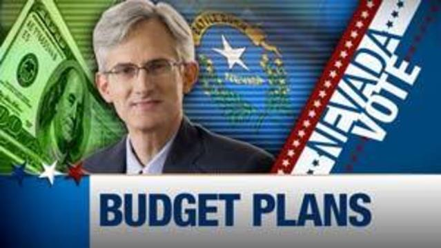 I-Team: Rory Reid Discusses Budget Plan for Nevada
