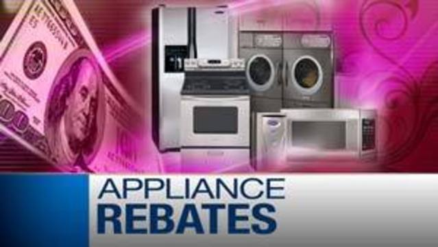 Appliance Rebates Available in Nevada