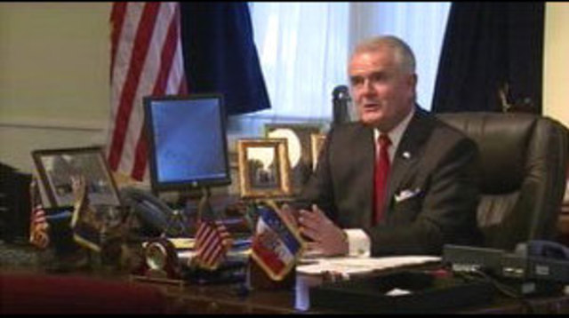 Governor Gibbons in Stable Condition Following Pelvis Surgery