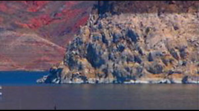 Lake Mead Sinks to Lowest Point in 75 Years