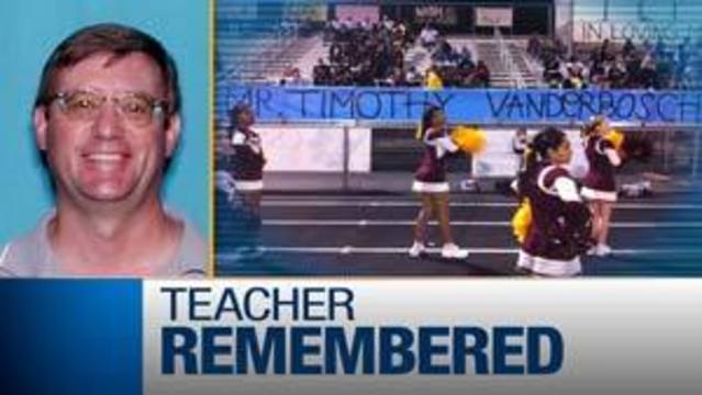 Family of Killed Teacher Wants Closure