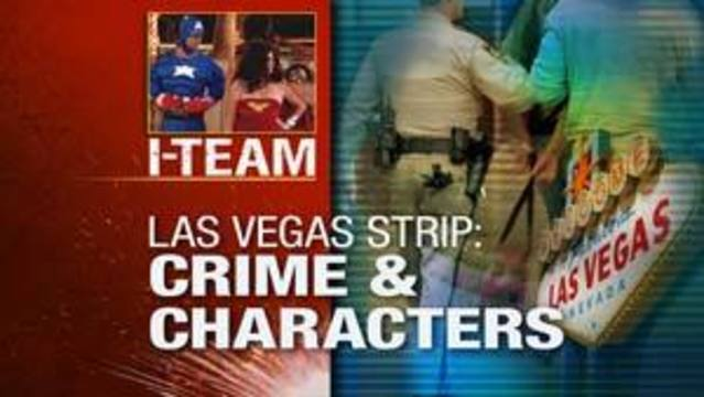 I-Team: New Squad Cracking Down on Crime on the Strip