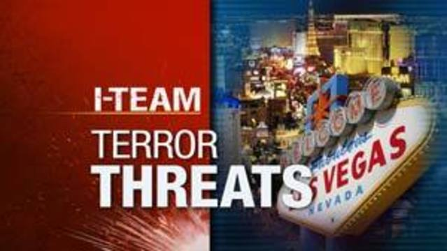 I-Team: Metro Concerned of Terrorism on the Strip