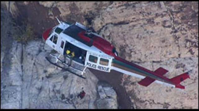 Human Remains Found Near Red Rock Canyon