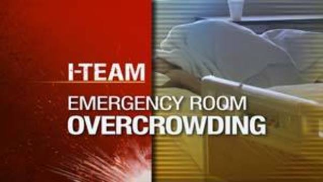 I-Team: Mentally Ill Crowding Las Vegas Emergency Rooms