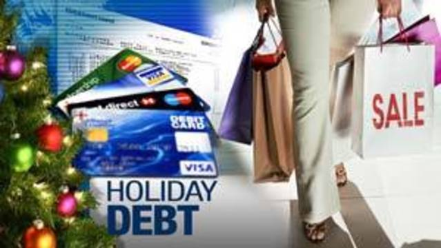 Shoppers Turn to Credit Cards for Holiday Purchases