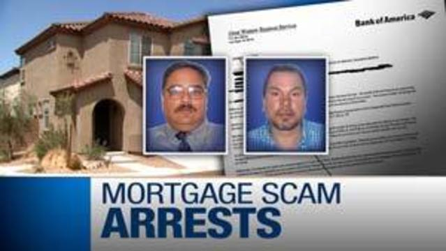 Two People Arrested for Alleged Mortgage Scam