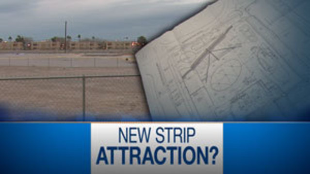 Strip Amusement Park Plan Emerges