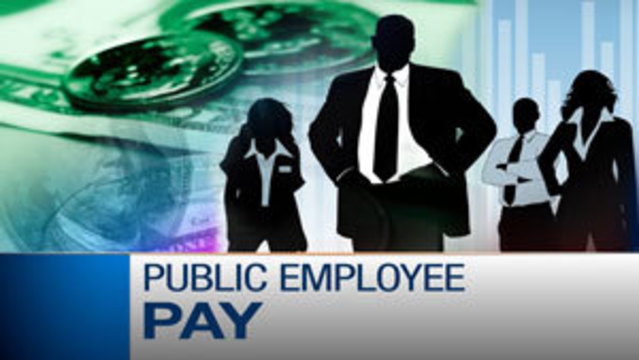 Nevada Public Workers Among Highest Paid, Study Finds