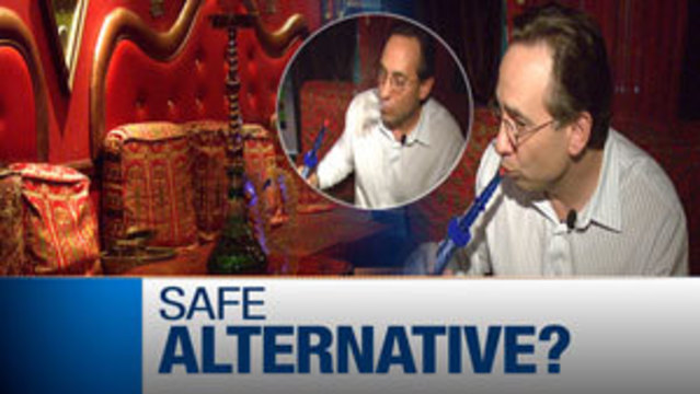 Ad Campaign Touts the Dangers of Hookah Smoking
