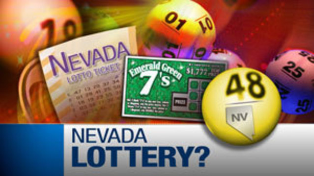 Lawmakers to Discuss Nevada Lottery Bill
