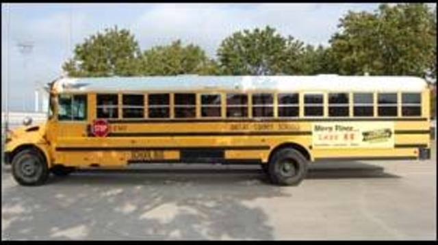 I-Team: District Considers Advertising on Buses