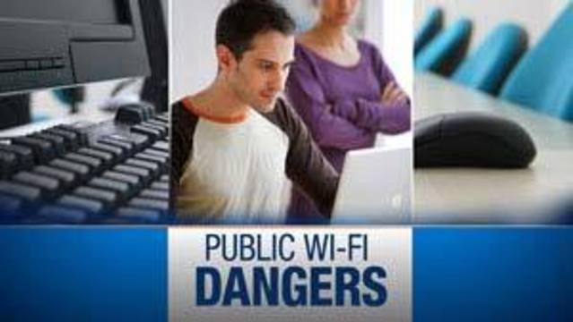 Scammers Target Free Wi-Fi Locales