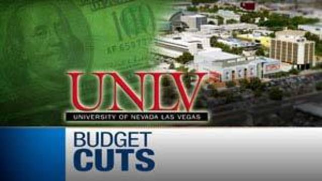 Tuition Hikes, Pay Cuts in UNLV's Budget