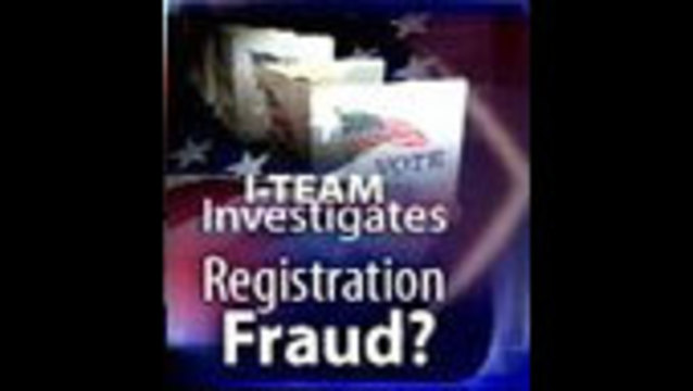 New Claim of Alleged Voter Fraud