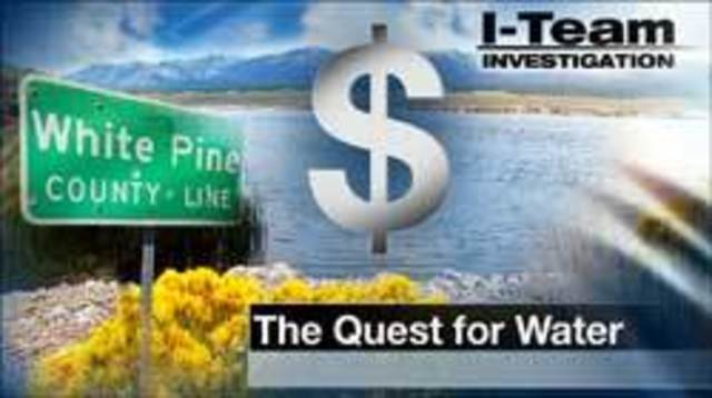 I-Team: Water Authority Plays Hardball With Rural Nevadans