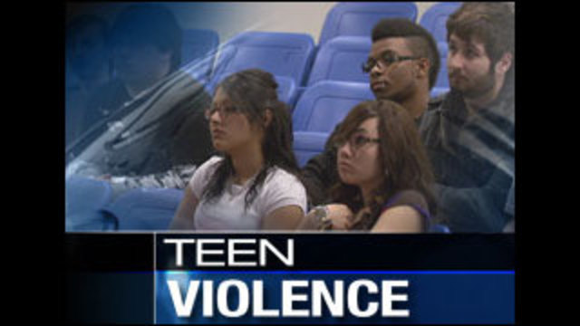 I-Team: Students Learn from Former 311 Gang Member