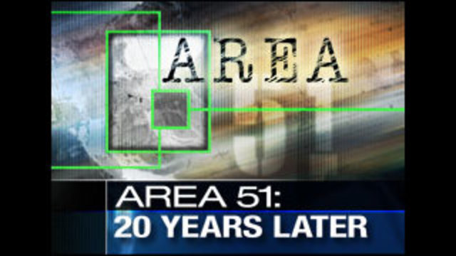 Area 51: 20 Years of Intrigue