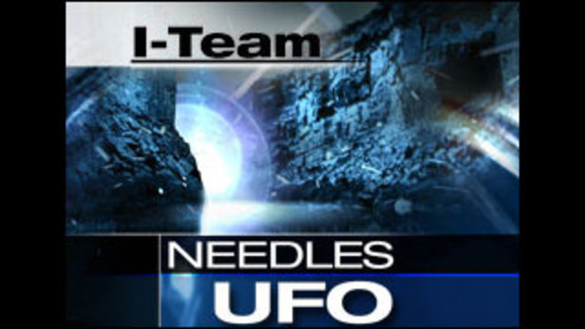 I-Team: Chasing UFO's on the River