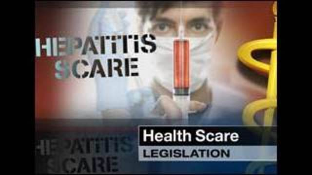 Hepatitis Outbreak Could Result in New Laws