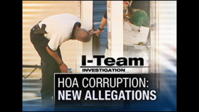 I-Team: More Trouble in HOA Probe