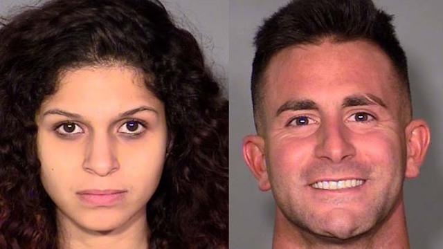 Couple arrested for alleged sex acts on High Roller