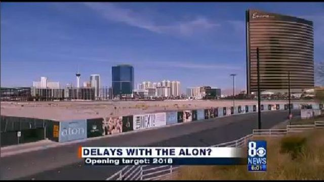Delays in Alon project, opening date scheduled for 2018 - Story