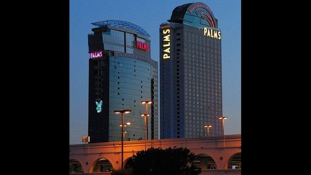 Station casinos acquisition the palace indian gaming casino