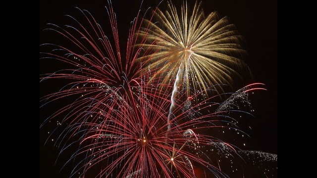 Fourth of July 2016 fireworks and events