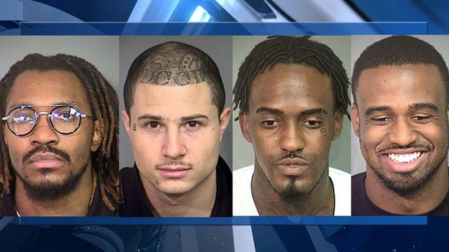 Mugshots released of suspects indicted by grand jury in Brill murder