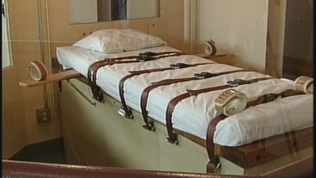 Execution reset amid Nevada lethal injection plan challenge