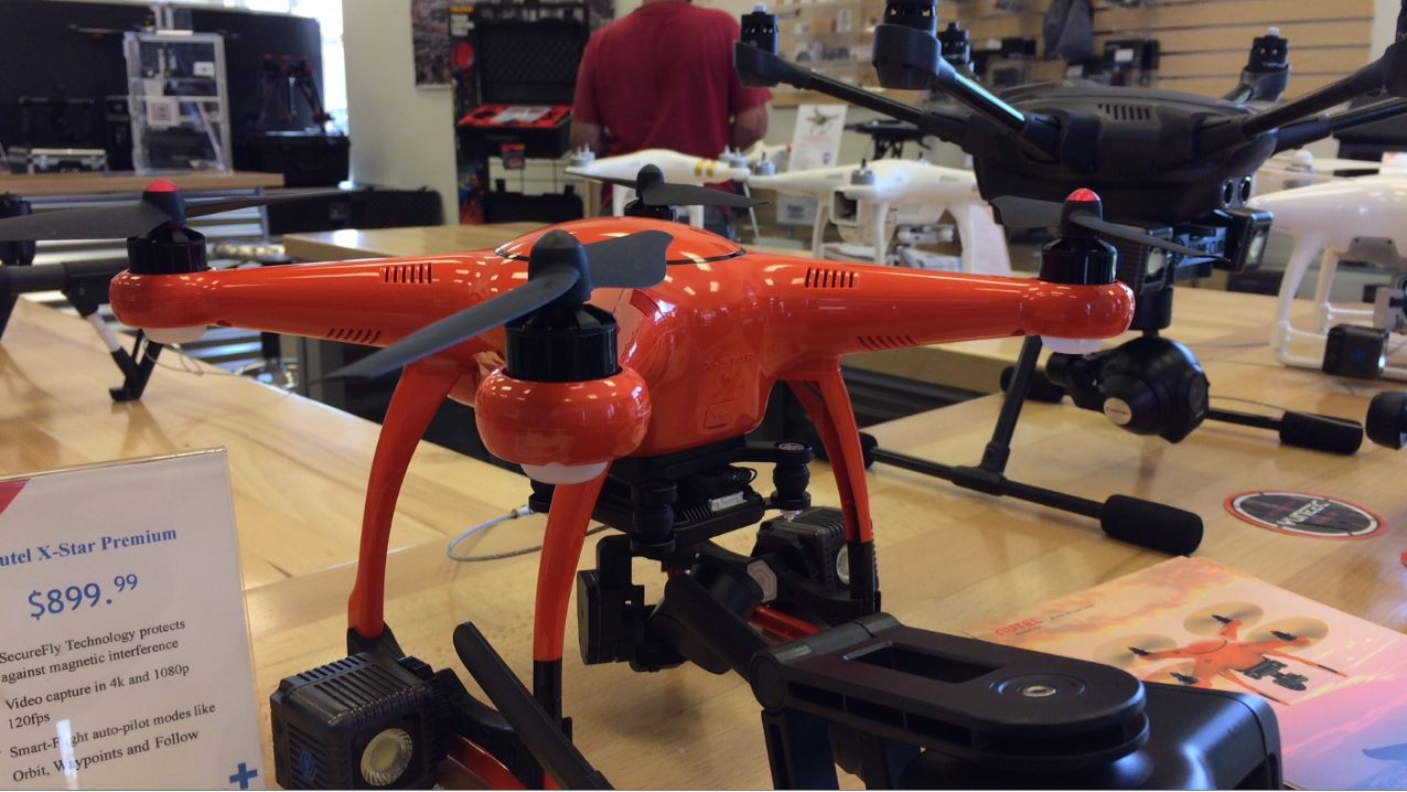 New FAA drone regulations allows commercial use - Story: www.lasvegasnow.com/news/new-faa-drone-regulations-allows...