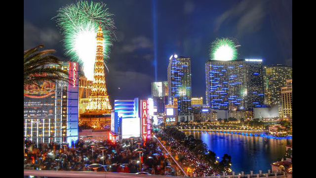 Las Vegas going all out for New Year's party and security