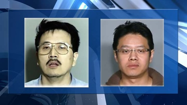 Warrant Wednesday: Warrant issued for accused robbers, Steven Gao and Edward Land