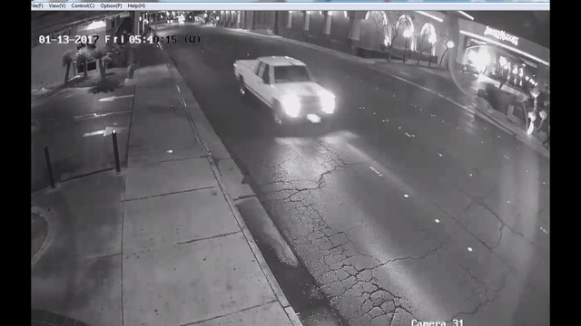 North Las Vegas Police releases photos of truck involved in hit-and-run crash
