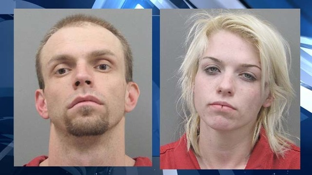 2 arrested for attempting to burglarize a home