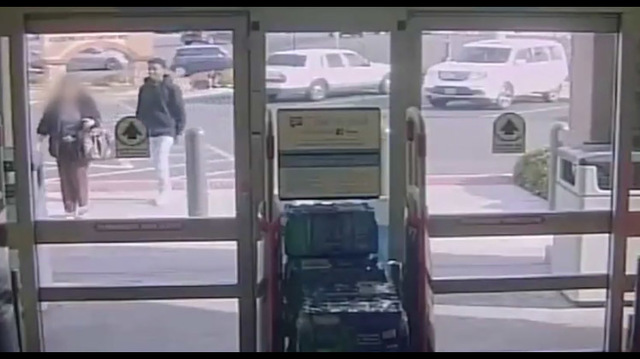 WATCH: Police looking for purse snatching suspect who attacked elderly woman
