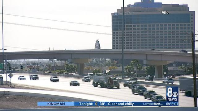 Study: Southern Nevada big culprit in road rage; Las Vegas made top 20 list of US cities