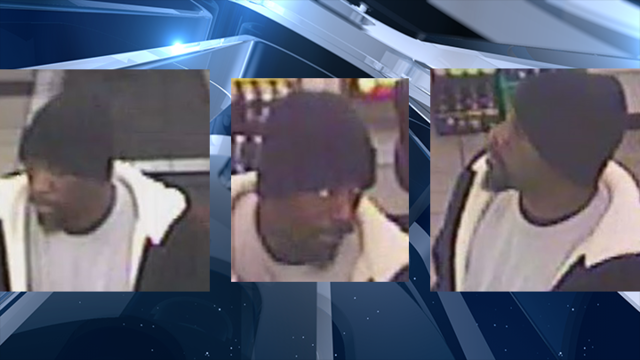 Police searching for an armed robbery suspect