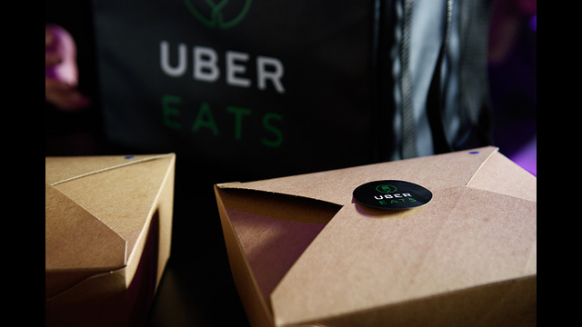 Students violating school policy by ordering UberEATS