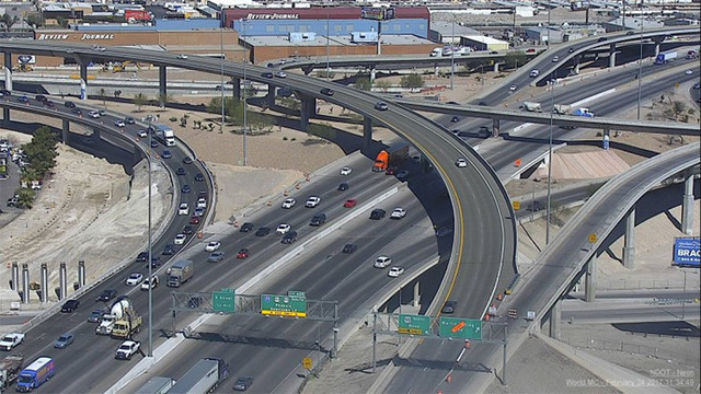 NDOT announces the 'Big Squeeze' on U.S. 95