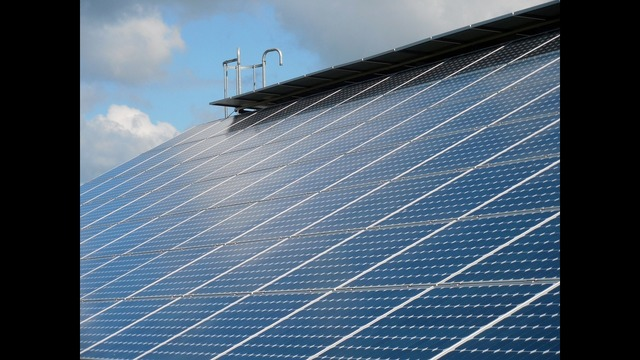 Officials mark completion of tribal land solar power plant