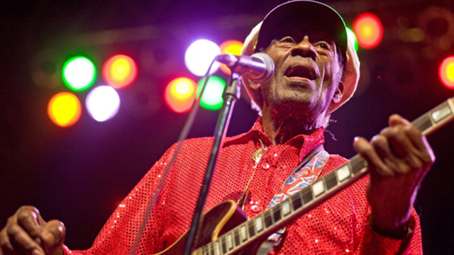 Rock 'n' roll visionary Chuck Berry has died at age 90